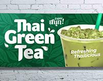 ChāChā - Red & Green Tea