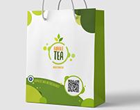 Bubble Tea - branding