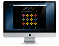 Application Concept: BASKET