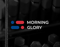 Morning glory Brand identity (Conceptual)