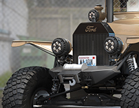 T - FORD OFF ROAD