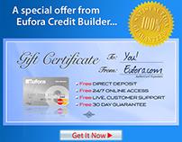 Eufora Gift Certificates