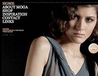 Moga Berlin Website