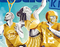 Sports Illustrated Kids - Cover