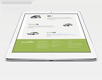 Evoltio - Diseño web