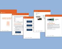 Interactive Customer Guides