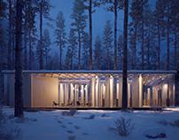 Wood Sciences Pavilion