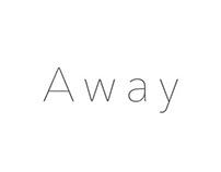 Away - Landing Page Design