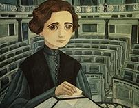 """Clara Campoamor """"Mujeres"""""""