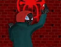 Punk Spidey
