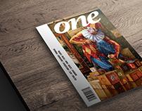 Revista One - Edição especial de primavera
