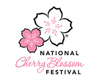 National Cherry Blossom Festival - Logo & Print Work