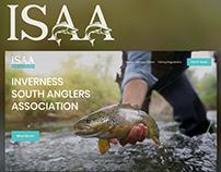 Inverness South Anglers Association Logo & Website