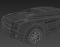 Lamborghini Modeling