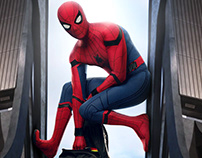 Spider Man Home-Coming 2018