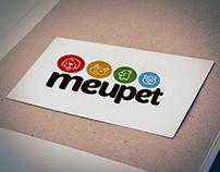 criação de marca: meu pet