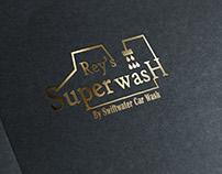 Car Wash Company Logo Design