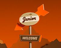 Junior Paper Craft Website