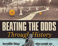 Beating the Odds Through History