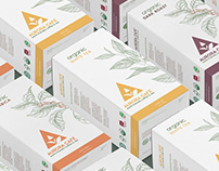 BRAND IDENTITY & PACKAGE DESIGN