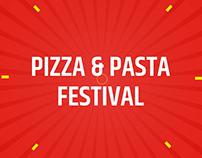 Yoya's - Pizza & Pasta Fest