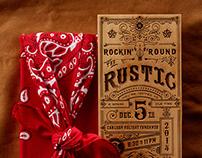 Rustic Holiday Invite