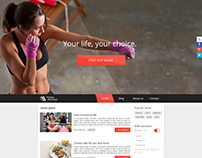 Fitness Monkeys - workout web