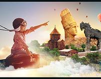 Uçaklı Kültür Turları