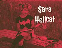 Sara Hellcat Pinups