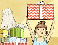 Christmas E-Commerce Microsites