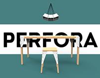 Perfora - Flatpack furniture