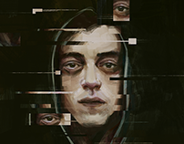 Mr. Robot (Elliot)