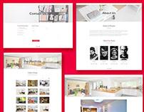 Gleh Interior HTML Template