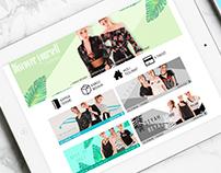 olgunorkun.com web site banner
