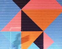 Le Uthe Shop Shutter / Street Art
