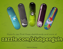 Club Penguin - Digital Short (Zazzle Commercial)