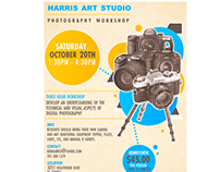 Harris Art Studio