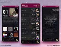 Leaderboard app UI/UX