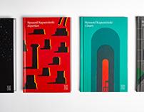 Selected works by Ryszard Kapuscinski