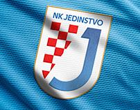NK Jedinstvo logo