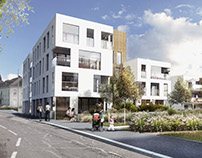 Logements Hunningue / DRLW
