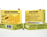 Package Design for Apitonin