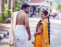 Balaji + Kalakshi