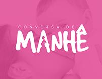Conversa de Manhê | Branding