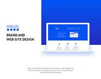 Nebula Tech Brand and Web