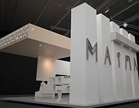 MAIMA Exhibition Stand Concept