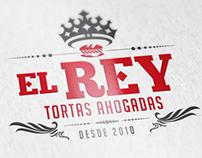 """Tortas Ahogadas """"EL REY"""" - Arquitectura de Marca"""