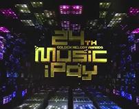 第24屆流行音樂金曲獎頒獎典禮-Popular Golden Melody Awards