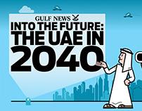 Into the Future: The UAE in 2040