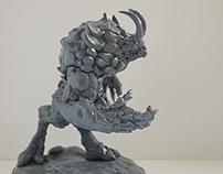 Berserker 3D Print